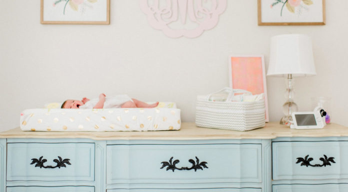 Benefits of Using a Changing Pad